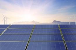 Dự án điện mặt trời lớn nhất thế giới đi vào hoạt động