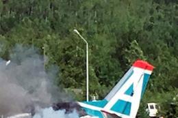 Rơi máy bay tại Mỹ khiến 10 người thiệt mạng