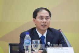 Bộ Ngoại giao trả lời phỏng vấn về kết quả của Thủ tướng dự Hội nghị G20 và thăm Nhật Bản