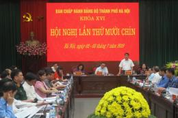 Hà Nội đẩy nhanh giao đất dịch vụ và đấu giá, tính tiền sử dụng đất