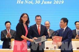 Doanh nghiệp Nhật Bản: EVFTA mở ra nhiều cơ hội đầu tư ở Việt Nam