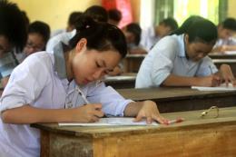 Bình Thuận công bố điểm chuẩn tuyển sinh lớp 10 hệ công lập