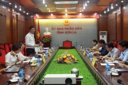 Bộ Giáo dục và Đào tạo kiểm tra công tác chấm thi tại Sơn La