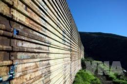 Mỹ: Đảng Dân chủ chỉ trích việc chuyển đổi ngân sách để xây bức tường biên giới