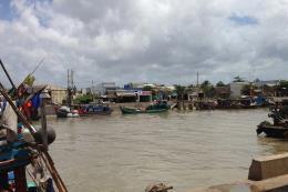Khởi công xây dựng khu bến cảng tổng hợp Định An