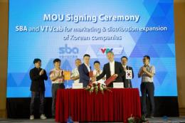 VTVcab ra mắt Trung tâm hỗ trợ tiếp thị các sản phẩm của Hàn Quốc
