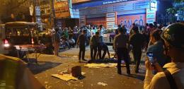 Hà Nội: Nữ lao công bị ô tô đâm tử vong khi đang quét rác