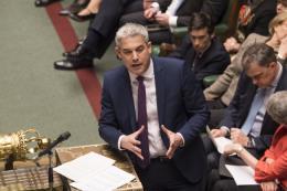 Bộ trưởng Anh hối thúc EU đàm phán lại thỏa thuận Brexit