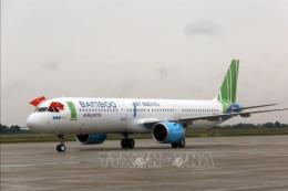 Bamboo Airways thông tin về sự cố khách mở cửa thoát hiểm chuyến bay Nha Trang – Hà Nội