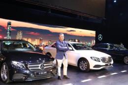 Khai mạc triển lãm Mercedes-Benz Fascination 2019 tại Hà Nội