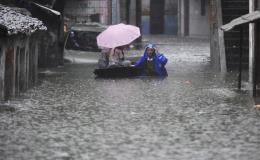 Mưa lớn tại Trung Quốc khiến gần 80.000 người phải sơ tán