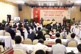 Kỳ họp thứ 9 HĐND tỉnh Bình Định: Chất vấn hiệu quả đầu tư Khu kinh tế Nhơn Hội