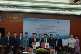 Hàn Quốc hỗ trợ cải tiến chuỗi giá trị lúa gạo ở Đồng bằng sông Hồng