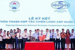 Vinaconex tham gia phát triển kinh tế hợp tác, hợp tác xã