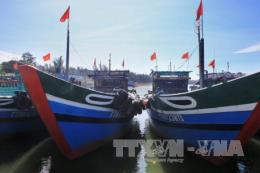 Tháo gỡ khó khăn cho tàu cá vươn khơi