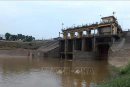 Khắc phục tạm thời các sự cố công trình thủy lợi, ứng phó với mưa lớn