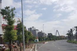 Bản đồ quy hoạch giao thông phường Nhật Tân, Tây Hồ, Hà Nội