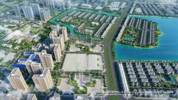 Ra mắt phân khu căn hộ Sapphire 1 tại Thành phố Biển hồ Vinhomes Ocean Park