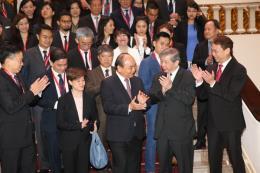 Thủ tướng muốn doanh nghiệp Singapore tiếp tục mở rộng đầu tư tại Việt Nam