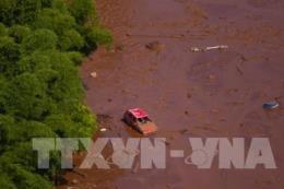 Vale SA chi hơn 100 triệu USD cho công nhân trong thảm họa vỡ đập