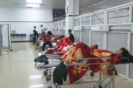 Vụ lật xe khách giường nằm ở Đắk Lắk: Tin mới về các nạn nhân