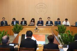 Doanh nghiệp Singapore tìm cơ hội hợp tác tại Hà Nội