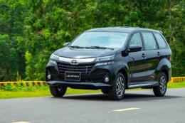 Toyota Avanza 2019 ra mắt thị trường Việt đấu với Mitsubishi Xpander