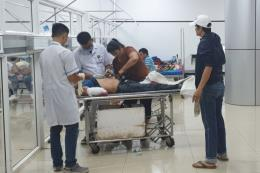 Cập nhật thông tin vụ lật xe khách giường nằm tại Đắk Lắk