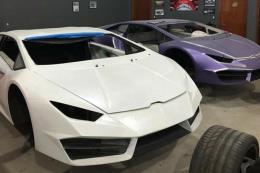 Phá xưởng sản xuất ô tô giả thương hiệu Ferrari và Lamborghin