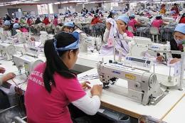 Tập đoàn may mặc của Nhật Bản xây dựng thêm nhà máy mới ở Việt Nam