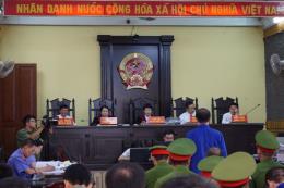 Xét xử các bị cáo liên quan đến việc đền bù Dự án Thủy điện Sơn La
