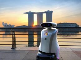 LionsBot sẽ đưa hàng trăm robot dọn vệ sinh vào làm việc tại Singapore