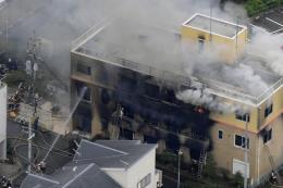 Vụ cháy xưởng phim ở Nhật giáng đòn mạnh vào ngành công nghiệp hoạt hình
