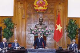 Thủ tướng làm việc với Hội đồng Khoa học đánh giá trạng thái thi hài Chủ tịch Hồ Chí Minh
