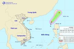 Tin cuối cùng về áp thấp nhiệt đới trên Biển Đông