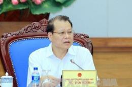 Bộ Chính trị kỷ luật cảnh cáo nguyên Phó Thủ tướng Chính phủ Vũ Văn Ninh