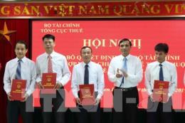 Sơn La hợp nhất thành 6 chi cục thuế khu vực