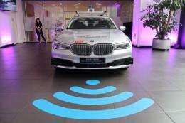 BMW và Tencent lập trung tâm máy tính ở Trung Quốc để phát triển ô tô tự lái