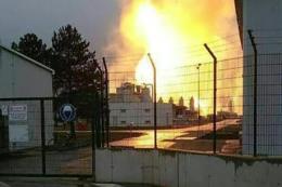 Có thương vong trong vụ nổ nhà máy khí đốt tại Trung Quốc