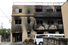 Cháy xưởng phim ở Nhật Bản: Có việc cố ý gây hỏa hoạn và giết người