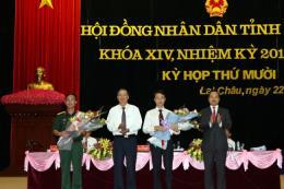 Bầu bổ sung Phó Chủ tịch UBND tỉnh Lai Châu