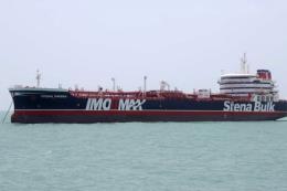 Iran khẳng định bắt giữ tàu chở dầu của Anh là