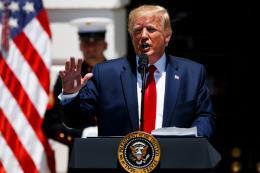 Cử tri độc lập sẽ không bỏ phiếu cho Tổng thống Mỹ Donald Trump