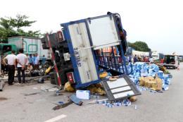 Tạm giữ hình sự lái xe gây tai nạn nghiêm trọng trên Quốc lộ 5