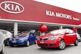 Lợi nhuận ròng của KIA Motors tăng 52% trong quý II