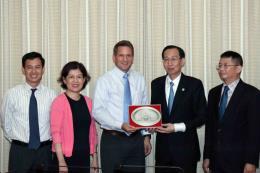 TP.HCM tạo điều kiện cho Intel phát triển tại Việt Nam
