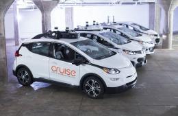 GM không thể triển khai dịch vụ taxi tự lái trong năm 2019