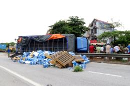 Khởi tố lái xe gây tai nạn giao thông nghiêm trọng trên Quốc lộ 5