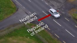 Đường biên giới Ireland vẫn là