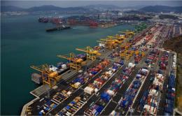 Kim ngạch thương mại giữa Hàn Quốc với các nước ký FTA sụt giảm